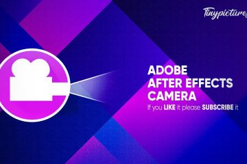 Aftereffects Camera depth