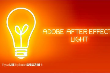 How to Use Lights in After Effects 2020
