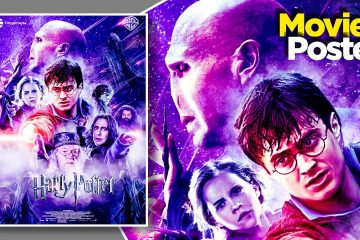 Avengers endgame poster Style Harry potter poster